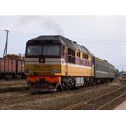 ЖД перевозки грузов из Китая фото