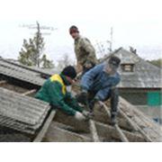 Капитальный ремонт домов фото