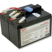 Аксессуары к источникам бесперебойного питания APC Battery Cartridge #48 (RBC48) фото