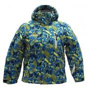 Детская подростковая горнолыжная куртка Т811 фото