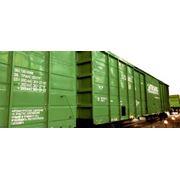 Перевозки грузов универсальным подвижным составом фото