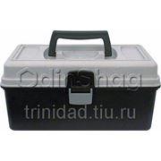Ящик для инструментов FIT пластиковый (31,5х15х18см) фото