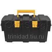 Ящик для инструментов FIT пластиковый (квадратичный), (33х17х15,5 см) фото
