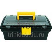 Ящик для инструментов FIT пластиковый (40,5 x 21,5 x 16см) фото