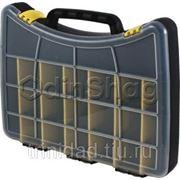 Ящик для крепежа FIT пластиковый с защелкой (30х22,5х4,5 см) фото