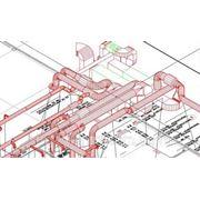 Проектирование инженерных систем фото
