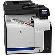 МФУ лазерное HP CZ271A Color LaserJet Pro 500 M570dn фото
