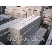 Перемычка брусковая 2ПБ 25-3 2460x120x140 фото
