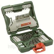 Набор инструментов Bosch X-line 43 шестигранный фото