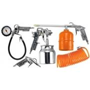 Набор пневматических инструментов Air Tools Kit фото