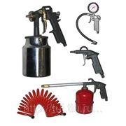 Набор пневмоинструментов для покрасочных работ Aiken MMF 200/000-2 фото