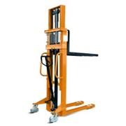 Штабелер ручной гидравлический Smartlift SHM-1025 фото