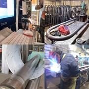 Изготовление изделий из металла.  фото