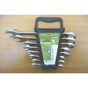 511080 Набор ключей комб. — 8 шт. пластик. холдер ДТ/20 фото