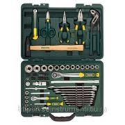 Набор слесарно-монтажных инструментов industry kraftool 27977-h70 фото
