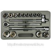 Набор автомобильных инструментов standard stayer 27583-h16 фото