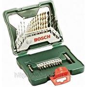 Набор инструментов Bosch X-line 30 titanium фото