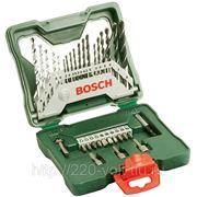 Набор инструментов Bosch X-line 33 фото