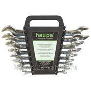 Набор ключей Haupa 110130, гаечные, 6-22мм фото
