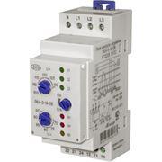 Реле контроля трехфазного напряжения РКН-3-14-08 AC220В