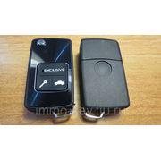 Корпус выкидного ключа для Шевроле, 2 кнопки (Тип3) фото