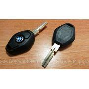 Чип-ключ для BMW, PCF7935, 433MHz (HU58) фото