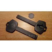 Заготовка пластикового чип ключа БМВ фото