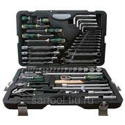 Набор инструмента 65 предметов, 6-гр., Force 4653-5 фото