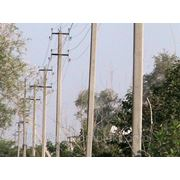 Опоры линий электропередач фото
