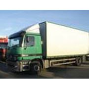 Перевозки грузовые (грузоперевозки) мультимодальные