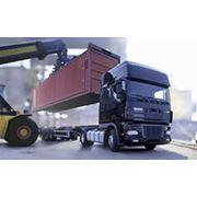 Раскредитовка доставка и отправка контейнеров фото