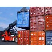 Контейнерные железнодорожные перевозки грузов фото