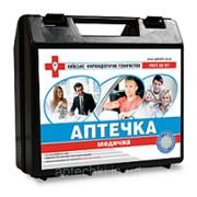 Аптечка медицинская первой помощи фото