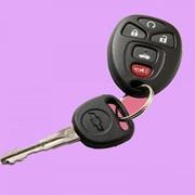 Восстановление утерянных автомобильных ключей с чипом фото
