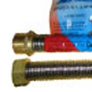 Подводки гибкие сильфонные для воды фото