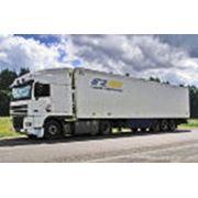 Перевозки грузов регулярные фото