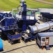 Мобильная асфальтосмесительная установка Phoenix Parker Plant RoadStar (Англия) фото