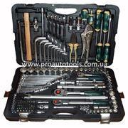 Набор инструмента 142 предмета FORCE 41421.(12 граней) фото