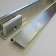 Профиль алюминиевый зажимной HAG -40 фотография