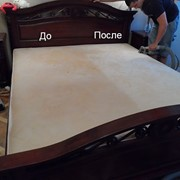 Чистка матрасов на дому фото