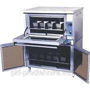 МХП-100: Печь хлебопекарная фото
