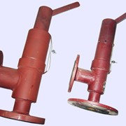 Клапан предохраниетльный пружинный, клапан предохранительный, клапаны предохранительные прежинные. фото