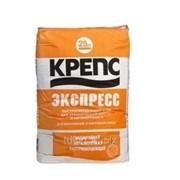 Клеевая смесь Крепс Экспресс для плитки, 25 кг (уценка), арт. 2961 фото
