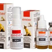 Фунгин, препарат для лечения трихофитии и микроспории фото