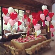 Гелиевые воздушные шары фото
