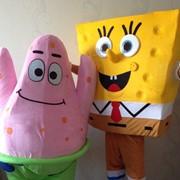 Спанч Боб и Патрик фото