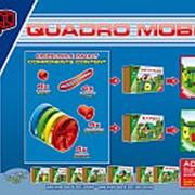 Доп.модуль Mobile4 к игровым комплексам (Quadro) - 4 колеса в комплекте фото