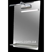 Зеркало с подогревом НOT MIRROR Sunglass ТЗ 5080 800*500*10 мм 100 Вт с LED светильником NTES фото