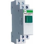 Модульная кнопка ВК 832 З 3НО/0НЗ 3/0 Зеленая Standart ВК 832 З НП 30 фото