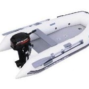 Лодка под установку мотора Quicksilver AirDeck 530 фото